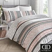 Dreams & Drapes Hanworth, Rosa, Duvet Cover Set:
