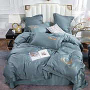 Duvet Cover Egyptian Cotton Bedding Set Feather