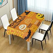 DXG1 Happy Halloween Mantel de Mesa de Color