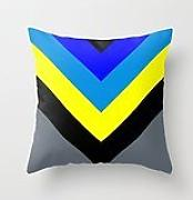 Elegancebeauty Geometry Pillow Covers ,best For Family,divan,relatives,son,festival,christmas 16 X 16 Inches / 40 By 40 Cm(twice Sides)