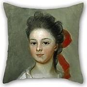 Elegancebeauty Throw Pillow Covers Of Oil Painting