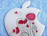 Enzhe Chic Toys Regalos creativos Mini Apple Forma
