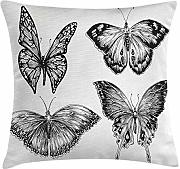 ERCGY Animal Throw Pillow Cushion Cover, Different