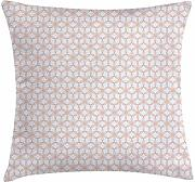 ERCGY Floral Throw Pillow Cushion Cover,