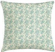 ERCGY Green Throw Pillow Cushion Cover, Botanical