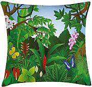 ERCGY Plant Throw Pillow Cushion Cover, Cartoon