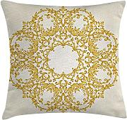 ERCGY Victorian Throw Pillow Cushion Cover,