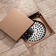 Escurridor Invisible Rose Gold/Champagne Gold Sink