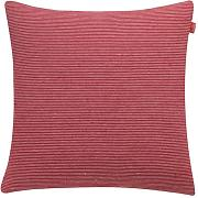 Esprit Home 21455-060-38-38 - Funda de cojín (38 x 38 cm), color rojo