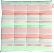 Esprit Home 21458 – 050 – 40 – 40 Coloured Edredón Cojín, plástico, Peach, 40 x 40 cm