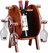 Estantería De Vino Ferris Wheel Wine Glass Rack