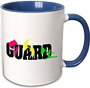 EvaDane - signos - Color Guardia - tazas