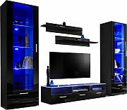 ExtremeFurniture Castle Mueble para TV, Carcasa en