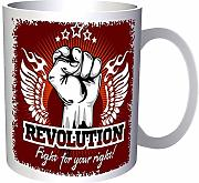 Fight For Your Right Revolution 330 ml taza ff519
