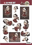 Find It Trading Lilly Luna - Sábana Perforadora