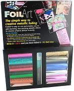 FOILART - Papel de Regalo, Multicolor