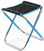 Folding chair Silla Plegable de Aluminio de la
