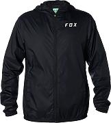 FOX Attacker Windbreaker Chaqueta Negro XL