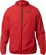 FOX Attacker Windbreaker Chaqueta Rojo XL