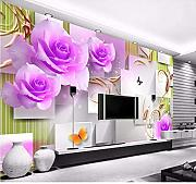 Fushoulu Custom Wallpaper Home Decorative Mural 3D