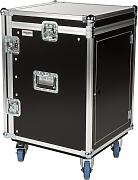 Gäng-Case - Tour Rack L 14U DD 48 W PerforLine