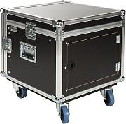 Gäng-Case - Tour Rack L 8U DD 48 W PerforLine