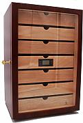 GERMANUS Veter II Cigar Humidor armario con