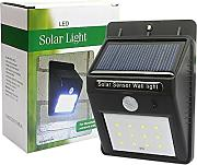 Goeswell 2 packs luz led solar X12 leds
