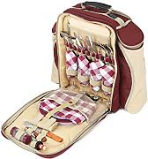 Greenfield Collection Deluxe - Mochila de Picnic