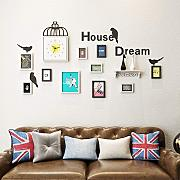 GuoEY Wall Sala de Estar Creative Photo
