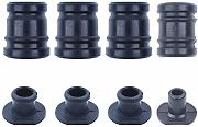 Haishine AV Anular Buffer Mount Plug Kit para