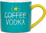 Happy Jackson – Taza de café café Vodka,