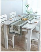 Hong Jie Yuan Table Runner - European Lace Table