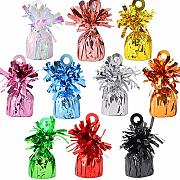 ime to 12pcs Foil Helium Latex Balloon Weights