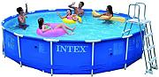 INTEX Metal Frame Set - Piscina Desmontable