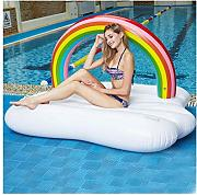 JBZP Piscinas inflables: colchón Inflable, Fila