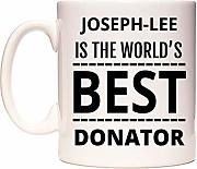 JOSEPH-LEE Is The World's BEST Donator Taza