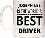 JOSEPH-LEE Is The World's BEST Driver Taza por