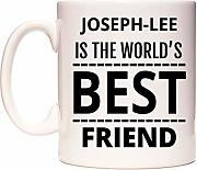 JOSEPH-LEE Is The World's BEST Friend Taza por