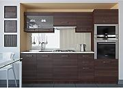JUSThome Paula Cocina completa 240 cm Color: Roble glamour