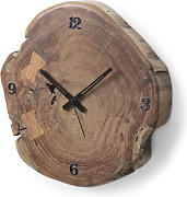 Kave Home - Reloj de pared Asiriq Ø 35 cm