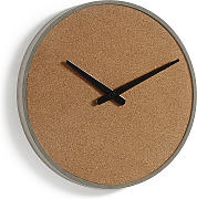 Kave Home - Reloj de pared Knack