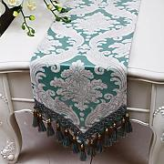 KKY-ENTER Table Runner Mantel Moderno Moderno