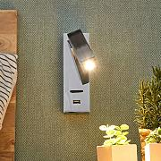 Lámpara de lectura LED Josefa para pared, móvil