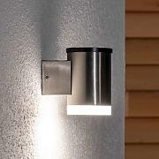 Lámpara de pared Tyson para exteriores, LED solar