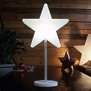Lámpara decorativa LED - Shining Window Star