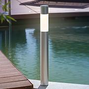 Lámpara solar LED moderna Pole Light