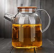 Large capacity cold kettle with covered glass
