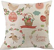 LEEDY Happy Easter Sofa Bed Decoración para el
