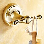 LHbox Tap Toallero Antique-Brass circonio baño de